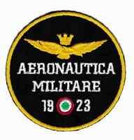 [Patch] AQUILA AERONAUTICA MILITARE 1923 diametro cm 8 toppa ricamo REPLICA -698