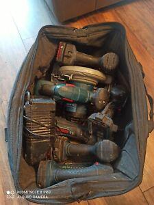Bosch professional 18v 10 piece kit