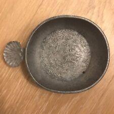 Coupelle - Taste-vin en étain - Union Bonheur - Tin Cup