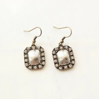 New Nine West Vintage America Collection Drop Earrings Retro Women Party Jewelry