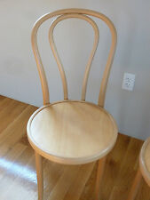 Bentwood Side Chair - Veneer Seat - Natural Finish **NEW** (Each)