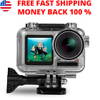 Fitstill Housing Case For Dji Osmo Action Camera Waterproof Case 45M Diving