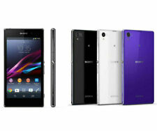"Brand new Sony Xperia Z1 5"" 16GB  White Unlocked Android Smartphone UK SELLER"