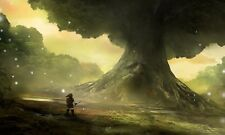 Zelda Poster Length :800 mm Height: 500 mm SKU: 6862