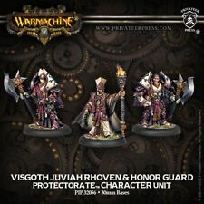WARMACHINE Protectorate of Menoth PIP32056 Visgoth Rhoven Honor Guard NEW
