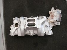 3932472 DZ 302 ONLY ALUMINUM INTAKE MANIFOLD UNPORTED GM CHEVY SBC CAMARO RARE