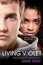 Living Violet (Cambion Chronicles), Jaime Reed, Very Good Book