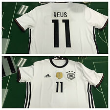 MAILLOT DE FOOTBALL FOOTBALL ADIDAS ALLEMAGNE ALLEMAGNE HOME REUS #11 DFB