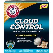 Arm & Hammer Cloud Control Clumping Cat Litter