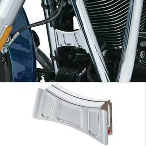 Frame Downtube Crossbrace Cover Accent Trim Fit For Harley Electra Glide 99-13
