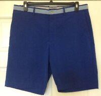 Jack Nicklaus Shorts Men's Size 36  BLUE