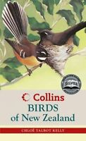 Collins Birds of New Zealand by Kelly, Chloe Talbot, NEW Book, (Paperback) FREE