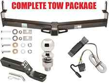 1991-1994 FORD EXPLORER TOW PACKAGE W/ TRAILER HITCH + BALLMOUNT + WIRING + BALL