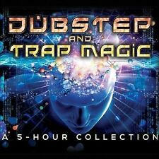 Dubstep and Trap Magic: A 5 Hour Collection EDM  Various Artists CD Party Music