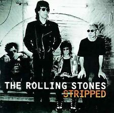 Audio CD Stripped - The Rolling Stones - Free Shipping