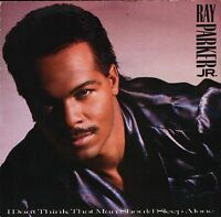 "RAY PARKER JR i don't think that man should sleep alone/after midnite 7"" PS EX/E"