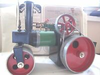 Mamod Steam Engine Road Roller SR1a Vintage 1970's With Box Made in England Rare