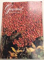 Gourmet Magazine Making Cherry Wine November 1982 010517R