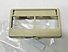 Panduit CFFPL4EI Mini-Com 4 Port Furniture Faceplate Elec Ivory (Lot of 10)