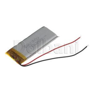 New 3.7V 700mAh Internal Li-ion Polymer Built-in Battery 59x25x6mm 29-16-0730