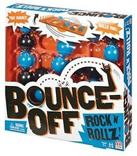 Bounce-off DNG25 Rock N Rollz Game Age 7 Childrens Kids Christmas Xmas Toy Gift