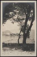 cartolina VERBANIA isola dei pescatori-lago maggiore