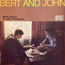 Bert Jansch / John Renbourn - Bert & John [New Vinyl LP] UK - Import