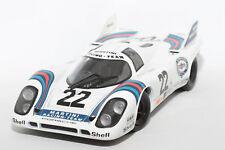 "1:18 Porsche 917 K #22 Le Mans 1971 "" Martini Racing""   Universal Hobbies"