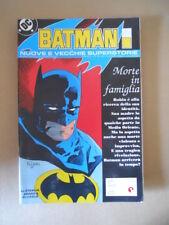 BATMAN Nuove e Vecchie Storie n°5 1993 Glenat Dc Comics [G403]
