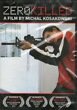 Zero Killed DVD Cult Epics Michal Kosakowski