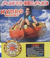 "Airhead Hydro-Boost Towable 54""  Towable Ski PVC Inner Tube Waterski lake float"