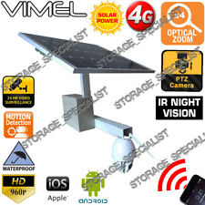 Construction Security Camera 4G Livestock Surveillence Farm Holiday House 3G GSM