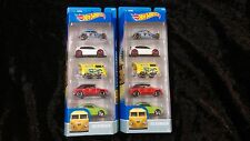 HOT WHEELS 2 x VOLKSWAGEN 2016 Cars 5 Pack