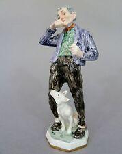 Rosenthal Figur 'Schmalzer' Entwurf Karl Himmelstoss, Mod.Nr. K 129, Höhe 21 cm