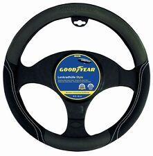 Goodyear VOLANTE CUBRE Funda para volante en Negro - Style NUEVO 75527
