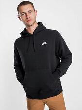 New Nike Mens Nsw Club Hoodie In Black Hoodies & Jumpers Athletics