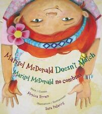 Marisol McDonald Doesn't Match / Marisol McDonald no combina, , Good Book