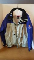 Marker 2002 Salt Lake City Utah Olympic Blue Heavy Winter Jacket Parka Coat XS