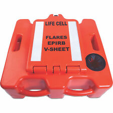 Life Cell Trawlerman Raft 6 person Boat Emergency Flotation EPIRB Storage LF2