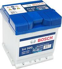 Bosch Silver S4000 12V 44Ah 420A inkl. 7,50€ Batteriepfand