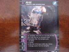 Star Wars TCG R&S 4x R2-D2 (H)