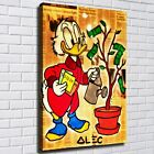 """36x24"""" Alec Monopoly """"SEEDS"""" HD print on canvas rolled up print contemporary art"""