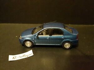 Renault Dacia Logan 2004 Dealer Edition Diecast Vehicle in scale 1/43