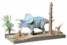 Tamiya > Triceratops Diorama Model & Diorama Set, 1:35 Scale [60104]