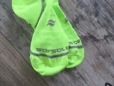 SOF SOLE Soccer Sport Socks NEON Running Cycle
