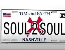 Tim and Faith country music memorabilia
