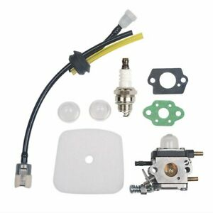 Carburetor Carb Kit for Zama Mantis Tiller 7222 Echo Zama C1U-K54A 12520013123