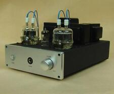 Finished HIFI 6N2+ FU32 tube Headphone amplifier vacuum tube amp 4W+4W