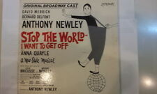 Anthony Newley Stop The World I Want To Get Off