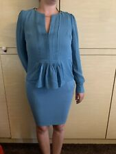 Reiss Dress - Turquoise Size 8 - Brand New With Tags - RRP £190